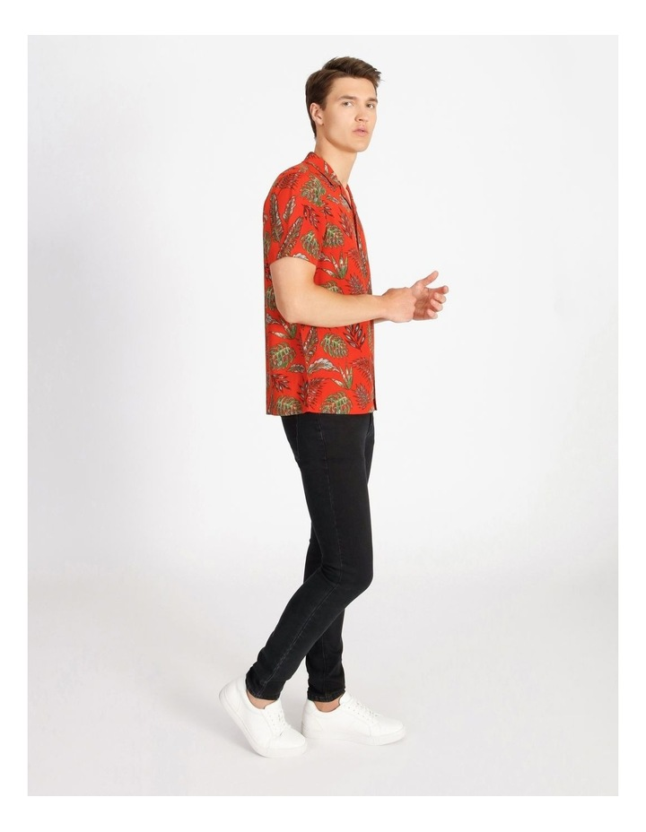 Prickly Palms All Over Print Short Sleeve Shirt image 2
