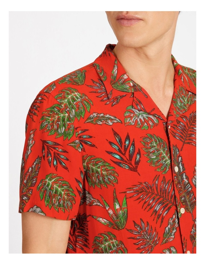 Prickly Palms All Over Print Short Sleeve Shirt image 4