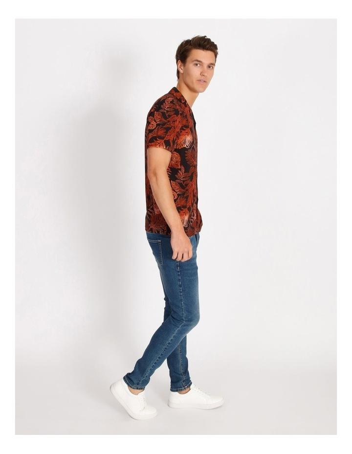 Models All Over Print Rayon Shirt image 2