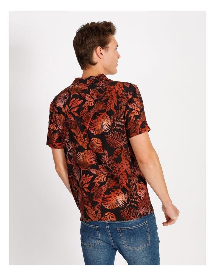 Models All Over Print Rayon Shirt image 3