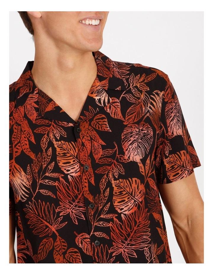 Models All Over Print Rayon Shirt image 4