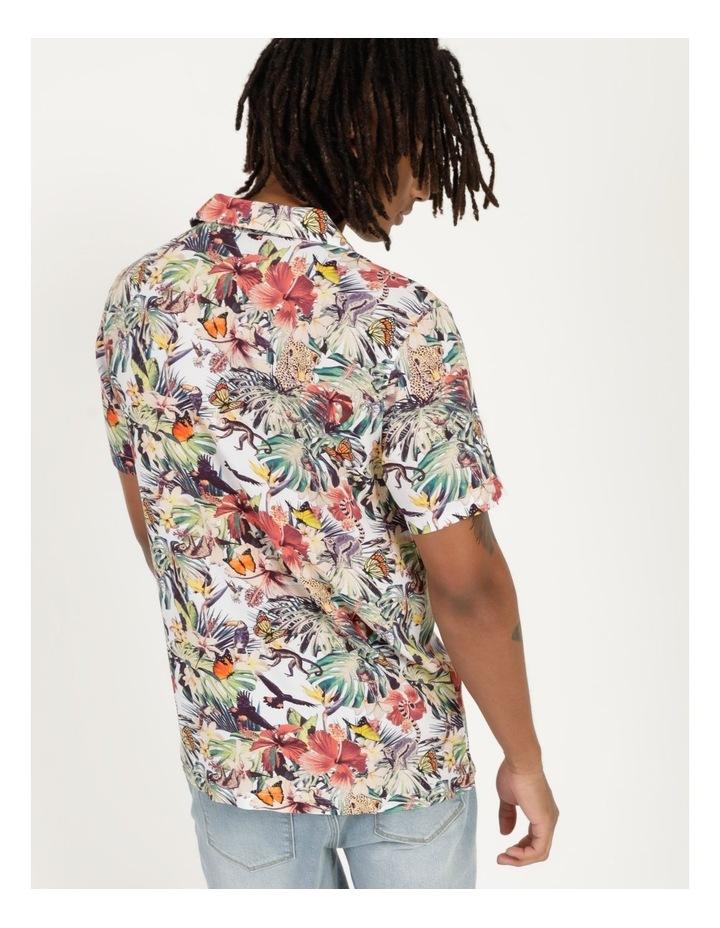 Jungle Juice All Over Print Short Sleeve Rayon Shirt image 6