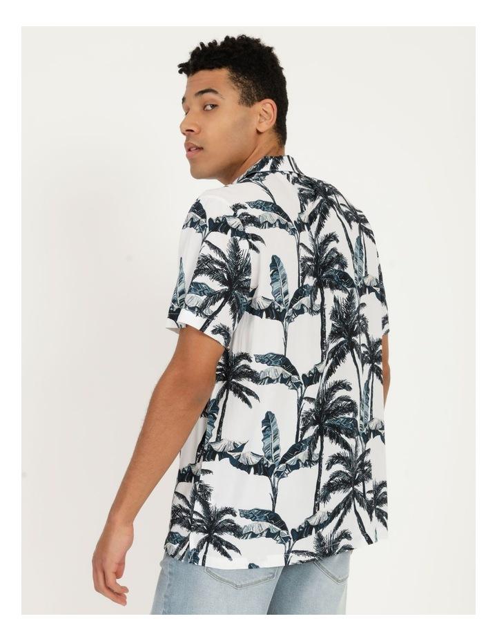 Ferny Creek All Over Print Short Sleeves Rayon Shirt image 2