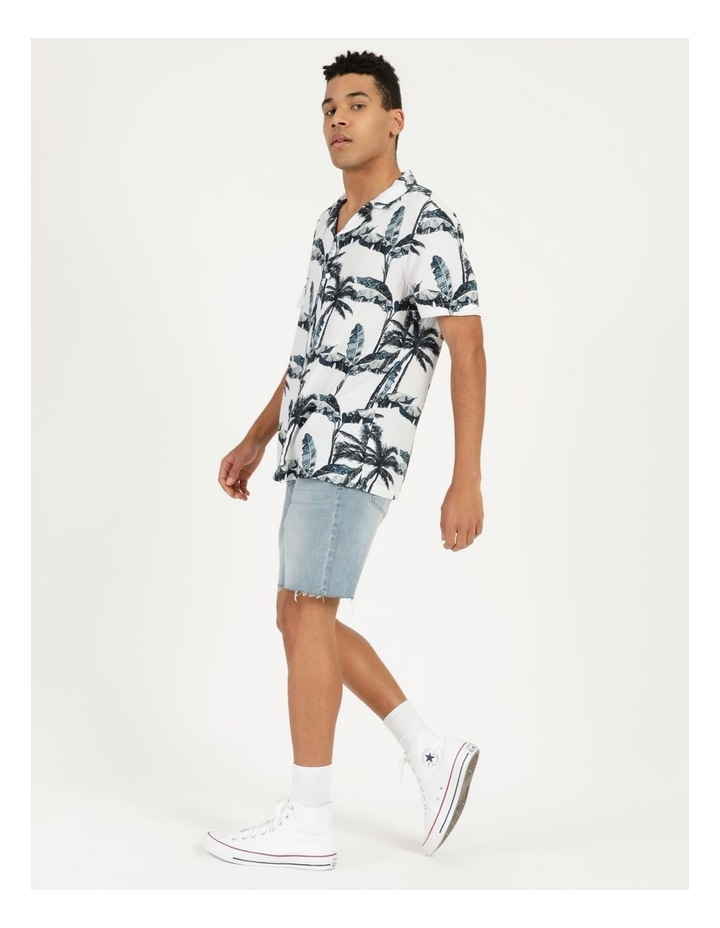 Ferny Creek All Over Print Short Sleeves Rayon Shirt image 4