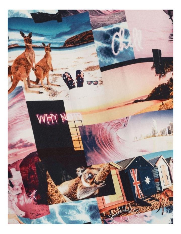Mirage All Over Print Short Sleeve Rayon Shirt image 7