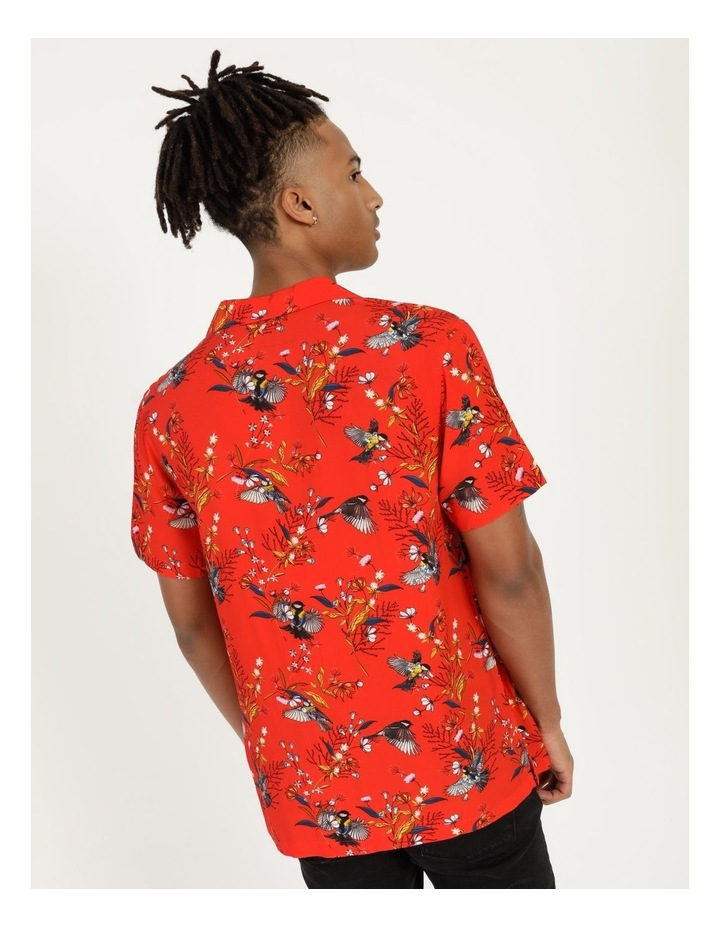 Wagtail All Over Print Short Sleeve Rayon Shirt image 6