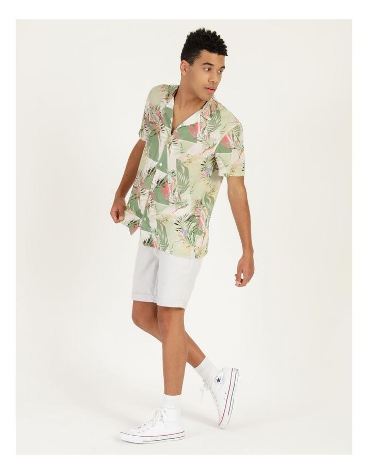 Chameleon All Over Print Short Sleeve Rayon Shirt image 3