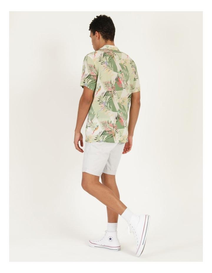 Chameleon All Over Print Short Sleeve Rayon Shirt image 6