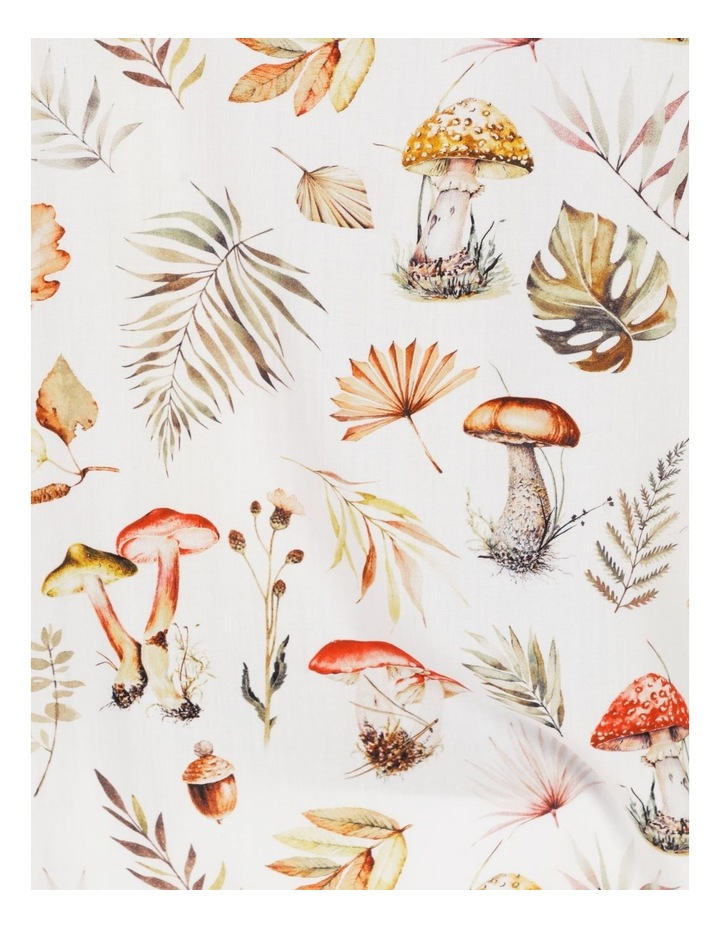 Magic Mushroom All Over Print Short Sleeve Rayon Shirt image 7