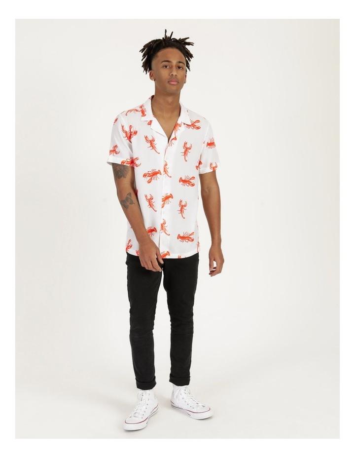 The Kramer All Over Print Short Sleeved Rayon Shirt image 2