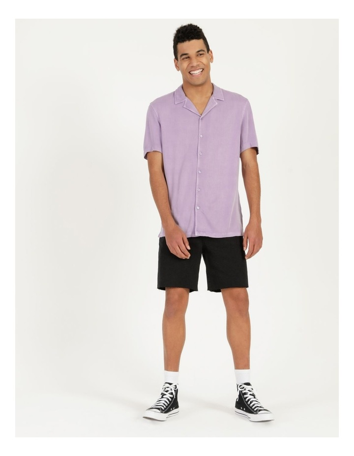 Hooroo Heavy Pigment Short Sleeve Rayon Shirt image 1