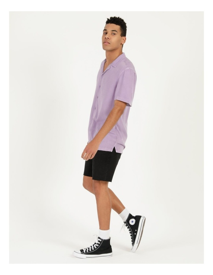 Hooroo Heavy Pigment Short Sleeve Rayon Shirt image 4