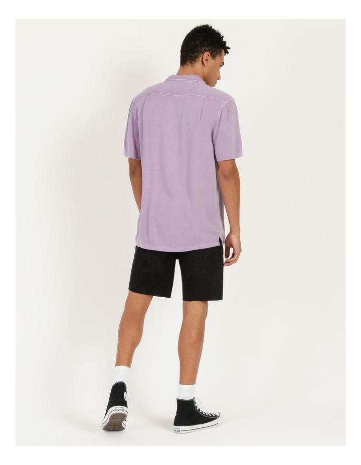 Hooroo Heavy Pigment Short Sleeve Rayon Shirt image 6
