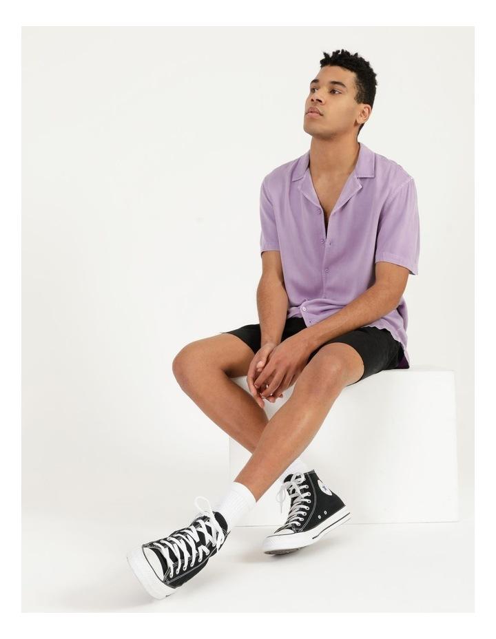 Hooroo Heavy Pigment Short Sleeve Rayon Shirt image 7