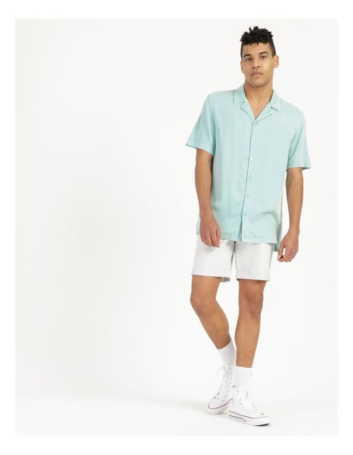Hooroo Heavy Pigment Short Sleeve Rayon Shirt image 2