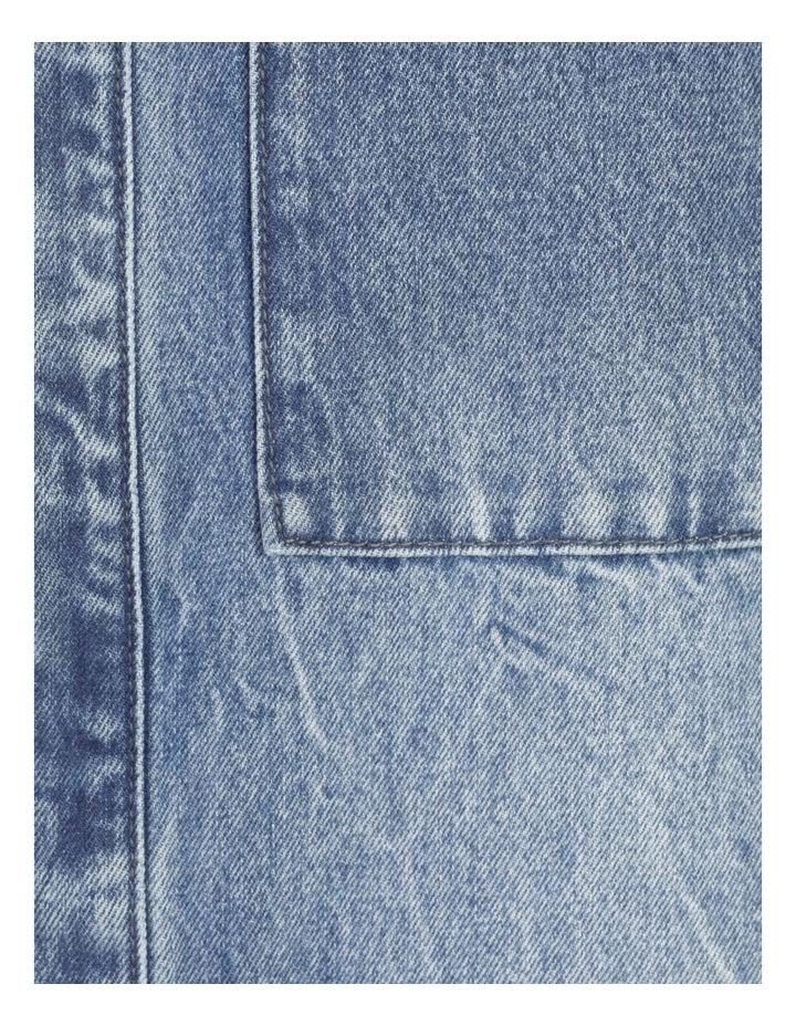 Cobain Denim Long Sleeve Overshirt image 6