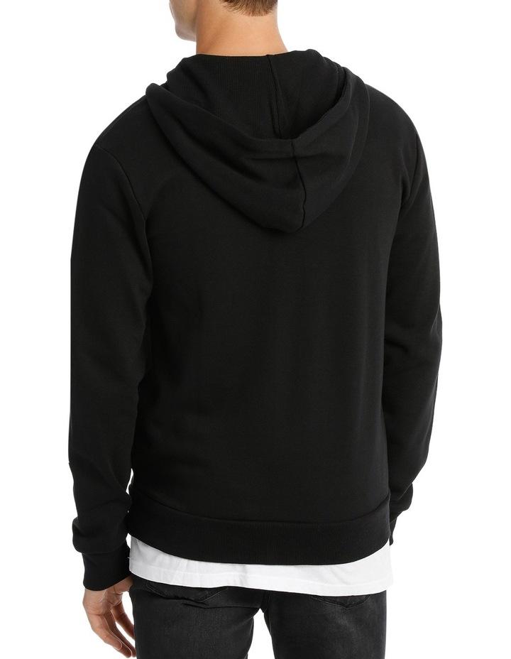 Hyper Zip Through Hoodie image 3