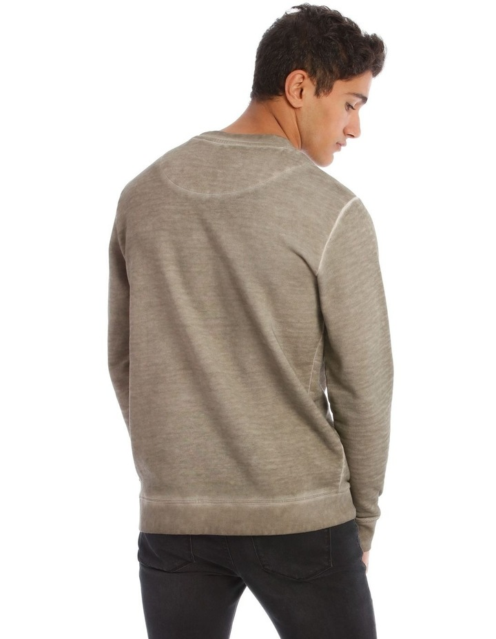 Spearhead Crew Neck Sweat-Top image 3