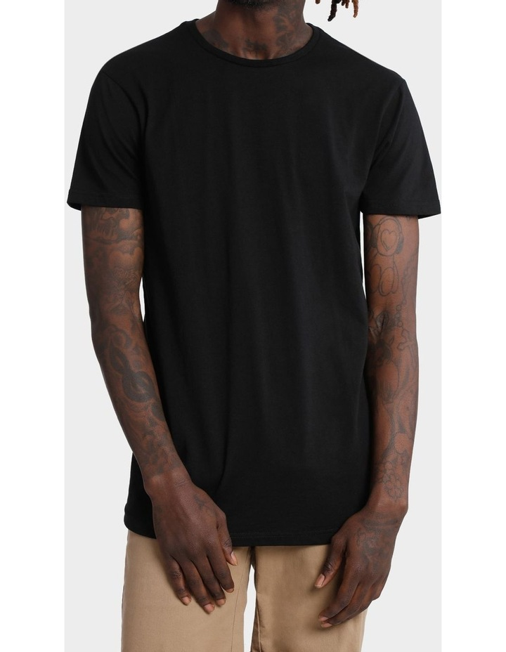 The Shiz 2 Drop Shoulder Curved Tee image 1