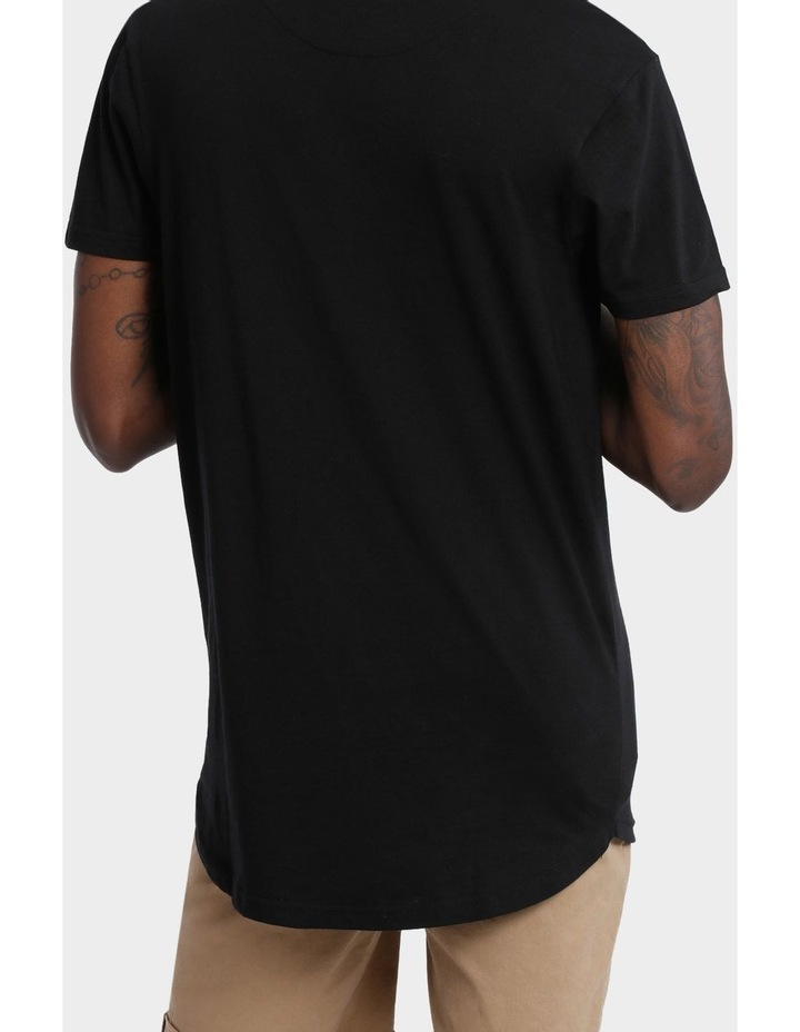The Shiz 2 Drop Shoulder Curved Tee image 3
