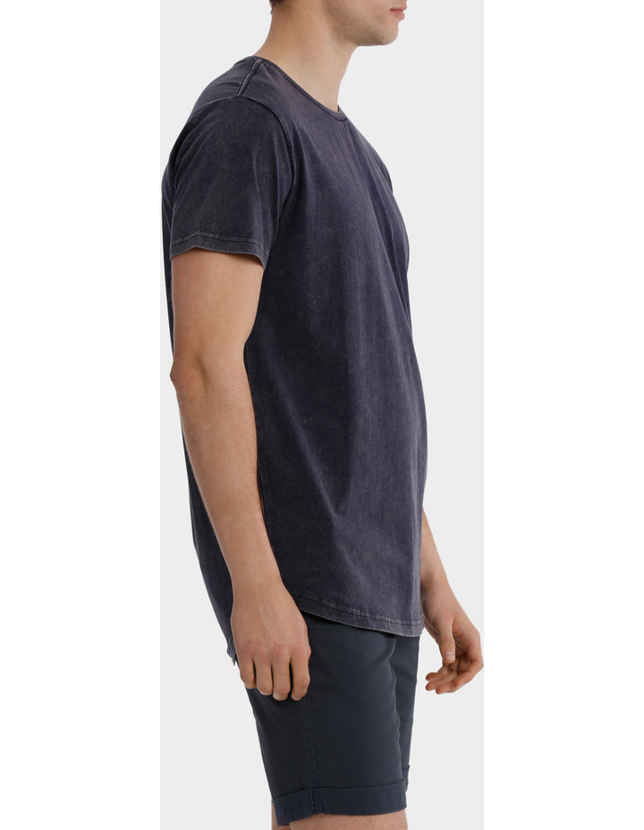 The Shiz 2 Drop Shoulder Curved Tee image 2