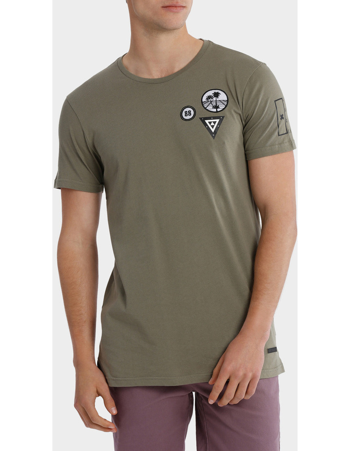 Archer Badged Military Tee image 1
