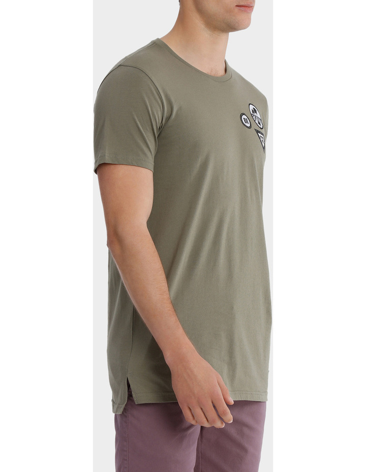 Archer Badged Military Tee image 2