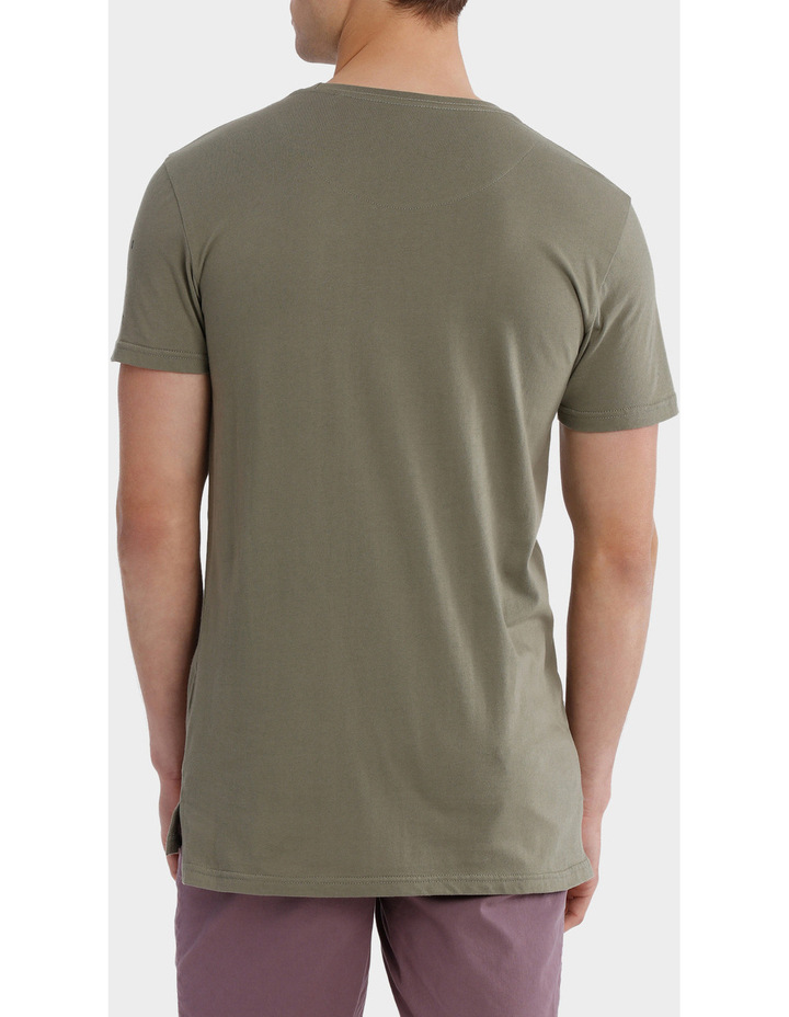 Archer Badged Military Tee image 3