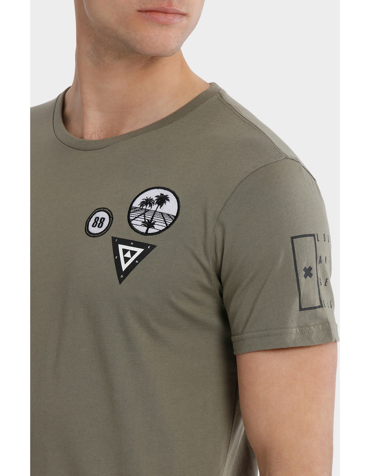 Archer Badged Military Tee image 4