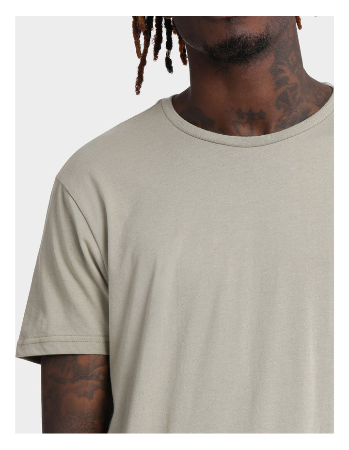 The Shiz 2 Drop Shoulder Curved Tee image 4