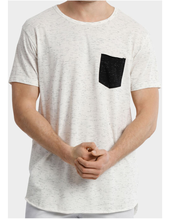 Northwoods Textured Pocket Tee image 1