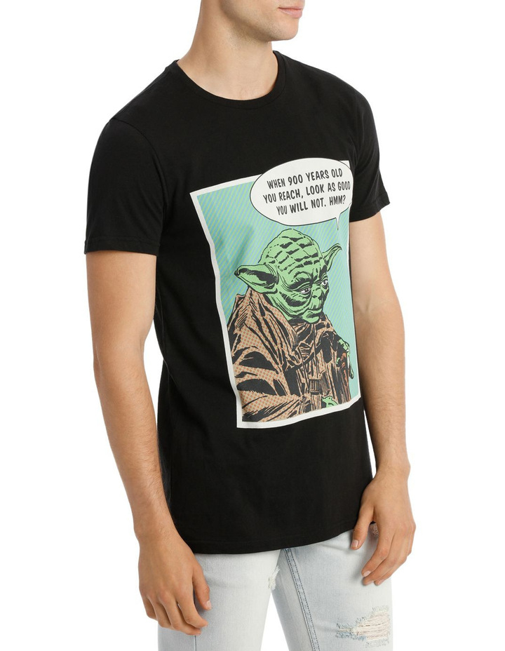 Star Wars Yoda Comic Tee image 2