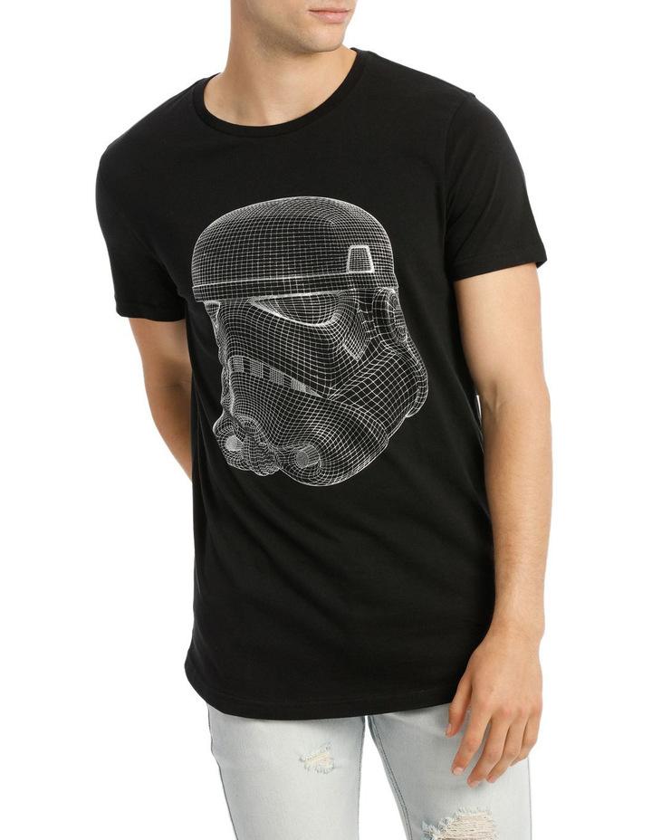 4287aedc5f Star Wars Stormtrooper Foil Tee image 1