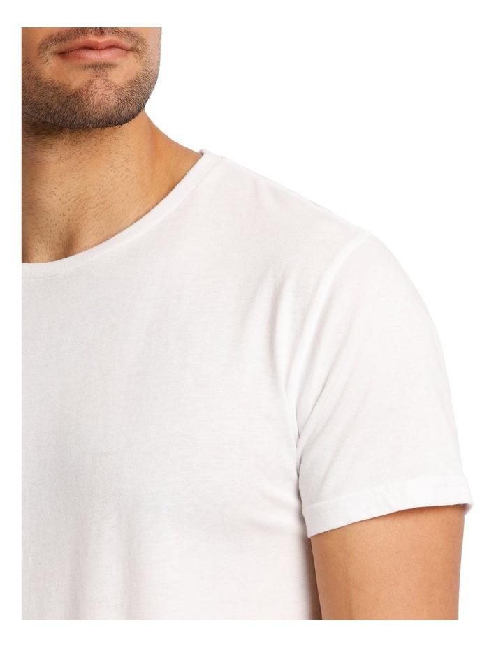 Hadspen Drop Shoulder Curved Tee image 4