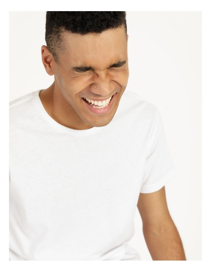 Hadspen Drop Shoulder Curved Tee image 7