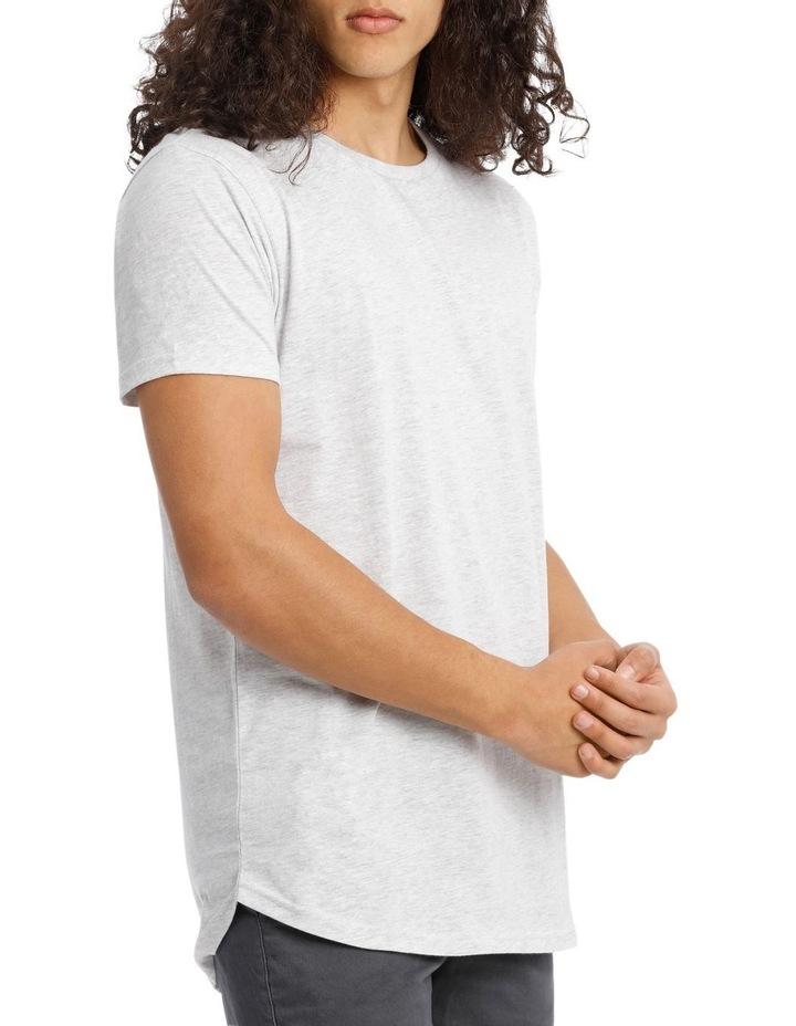 Hadspen Drop Shoulder Curved Tee image 2
