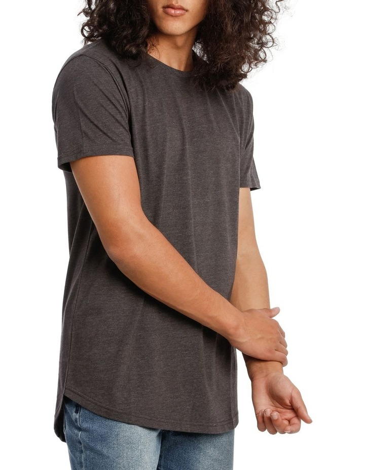 Hadspen Drop Shoulder Curved Tee image 2