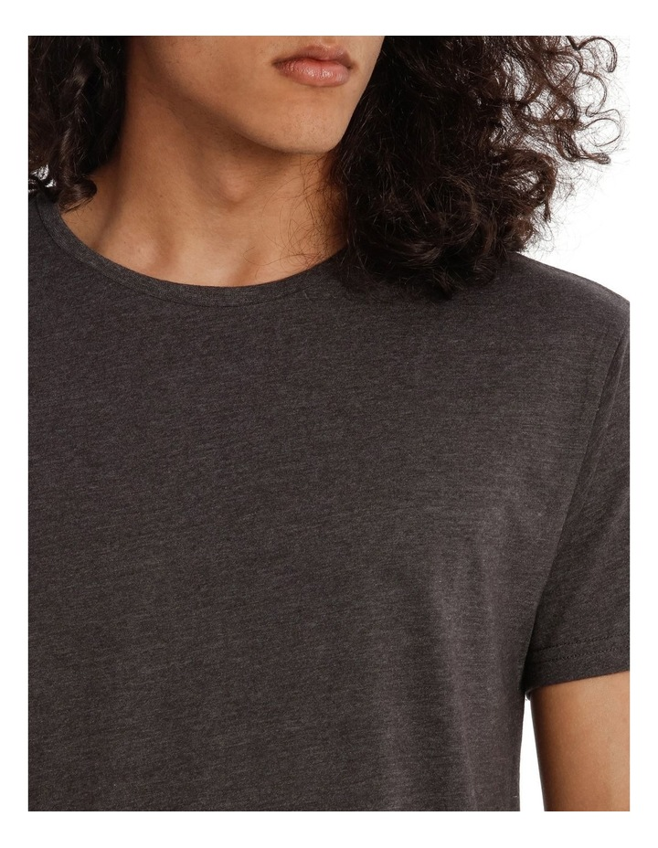 Hadspen Drop Shoulder Curved Tee image 4
