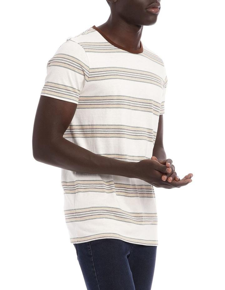 Likoma Short Sleeve Stripe Tee image 2