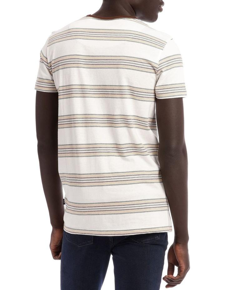 Likoma Short Sleeve Stripe Tee image 3