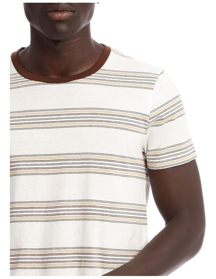 Likoma Short Sleeve Stripe Tee image 4