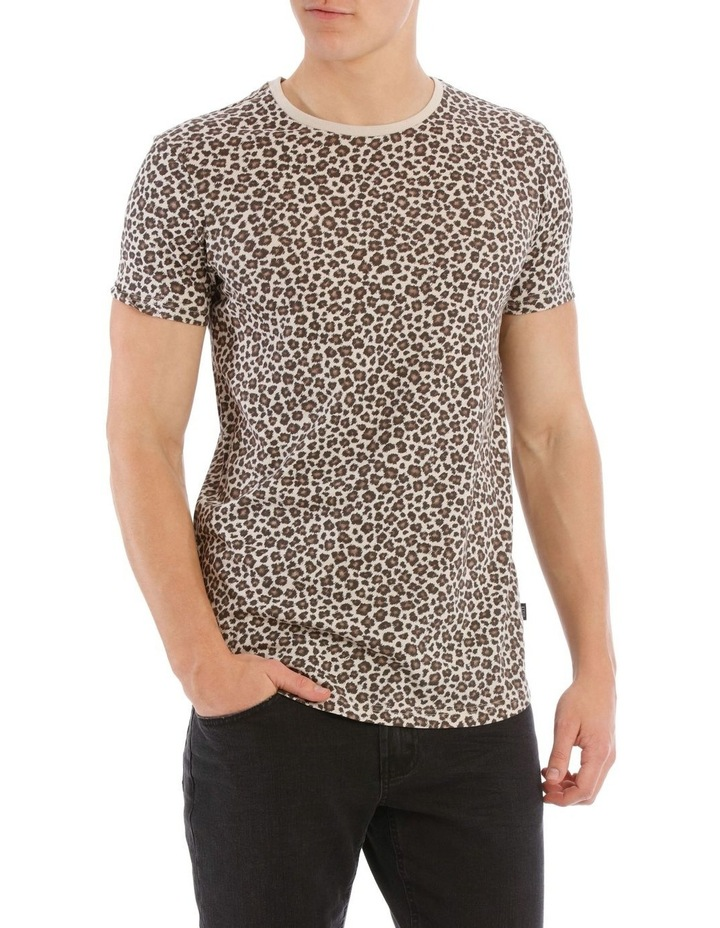 Leaping Leopard Tee image 1