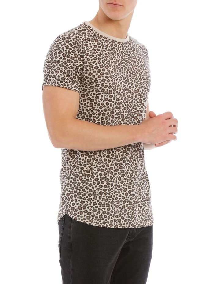 Leaping Leopard Tee image 2