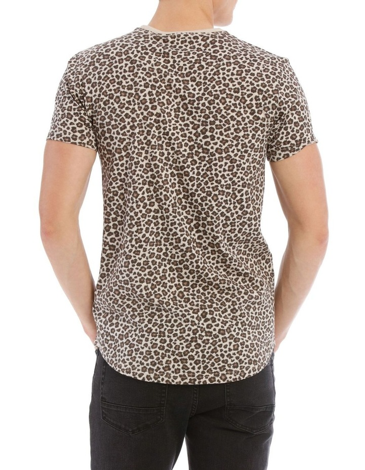 Leaping Leopard Tee image 3