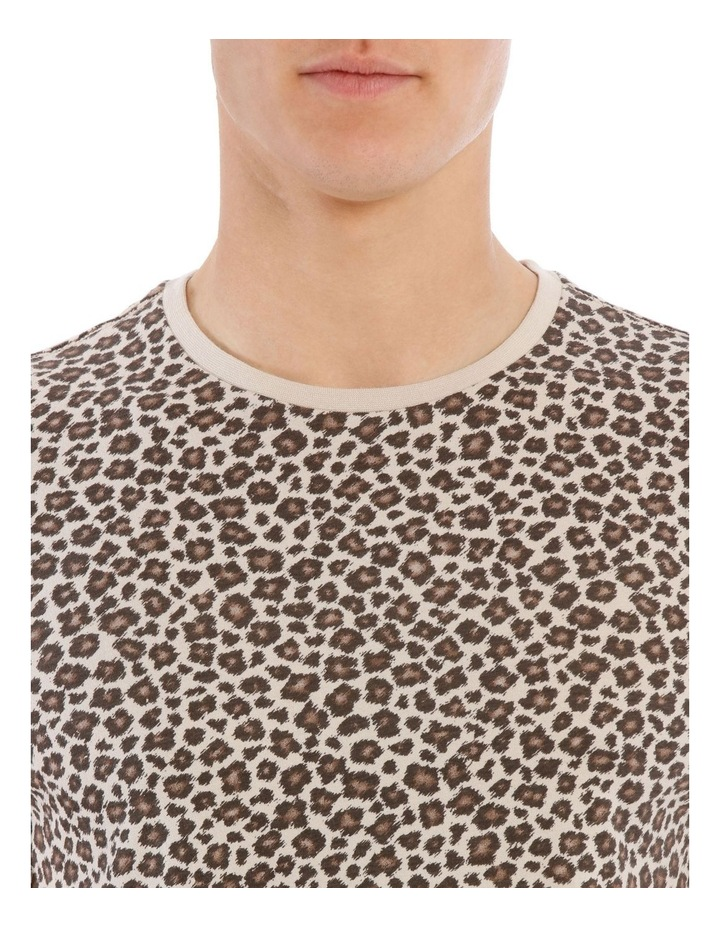 Leaping Leopard Tee image 4