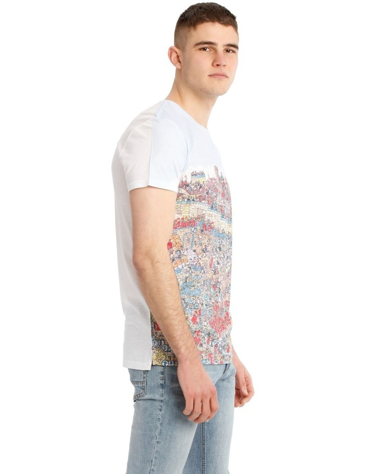 Where's Wally Horseplay in Troy Tee image 2
