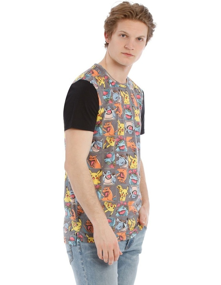 Pokemon Character Tiles Tee image 2