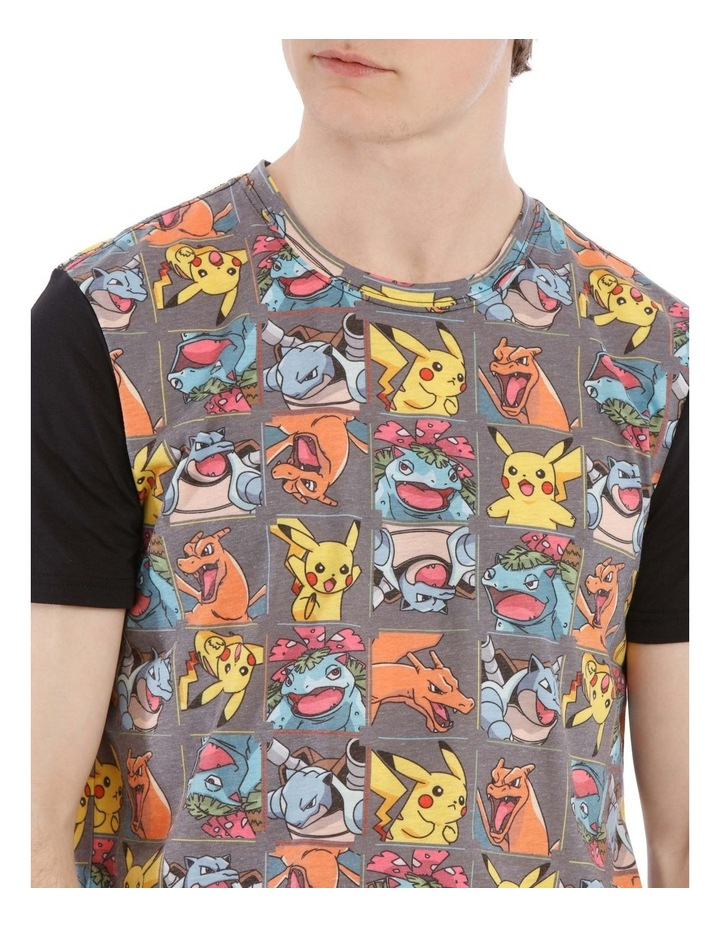 Pokemon Character Tiles Tee image 4