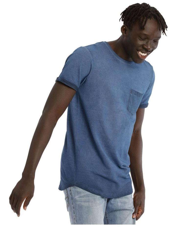 Maverick Short Sleeve Stripe Tee image 2