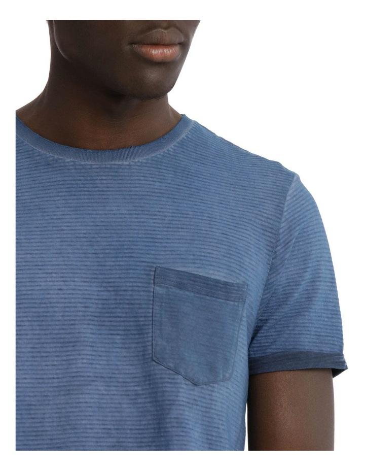 Maverick Short Sleeve Stripe Tee image 4